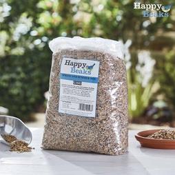 Spring & Summer Premium Seed Mix (5kg)